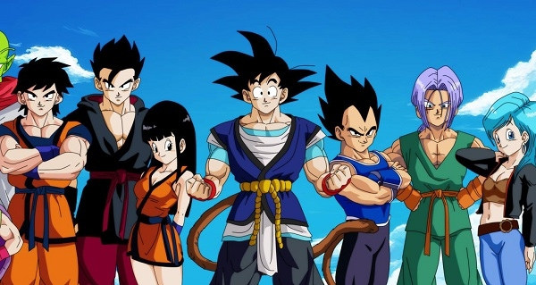 Dragon Ball Z : les goodies du manga