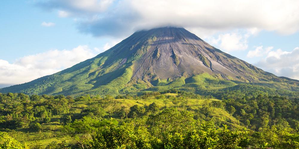 parc national du volcan Arenal